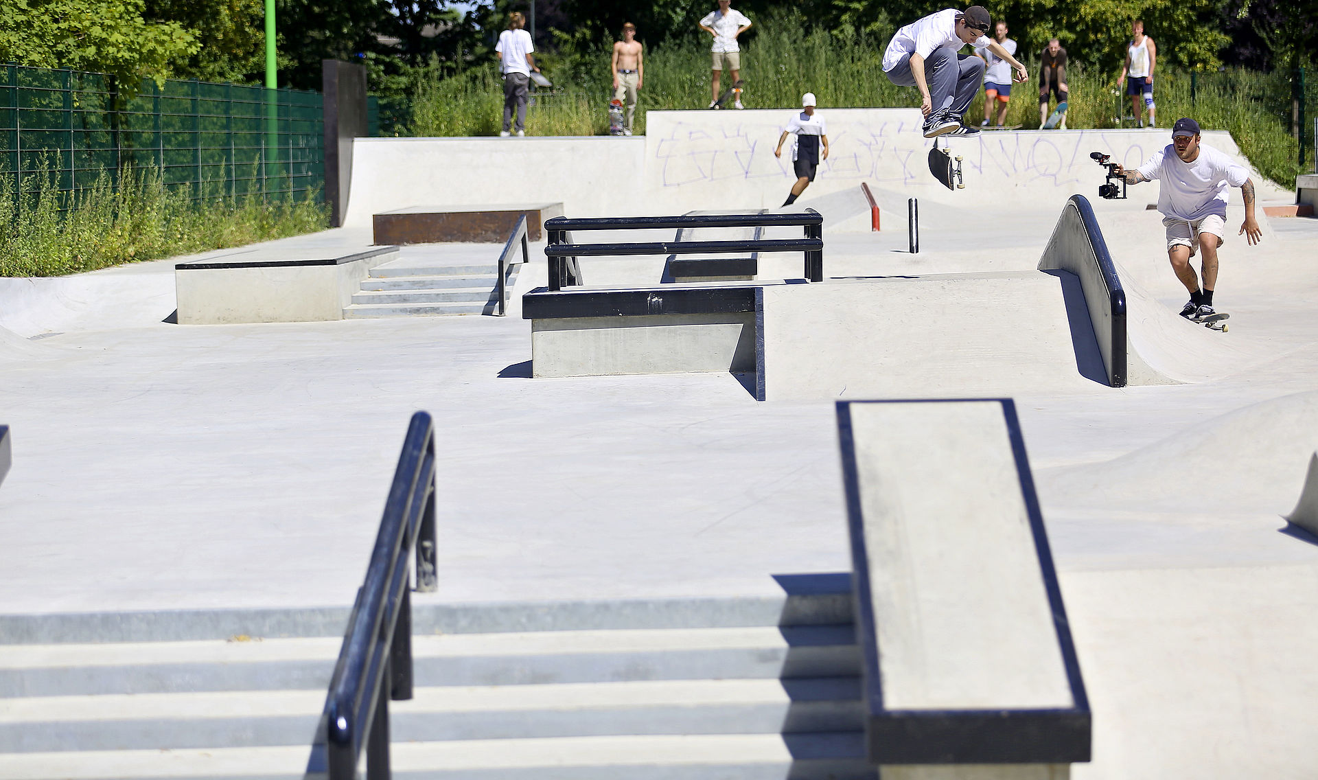 1a9ec6ffa23a27 Skateparks unter die Lupe genommen