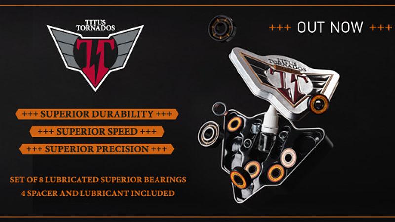 604c0b68dde458 Shop-Infos - Titus.de - Skateboard News
