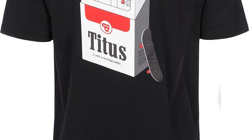 17bc626c651e65 Titus New Drop  Die coolsten T-Shirts im Titus Skateshop München
