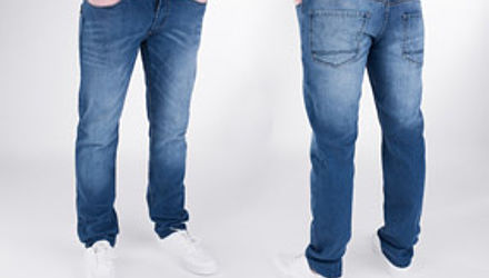 Jeans-Tapered-Fit