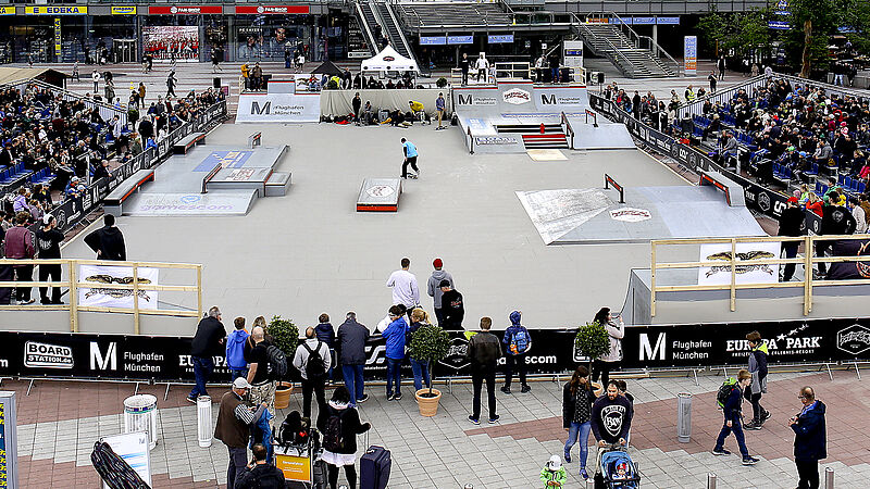 COS Cup München - The German Skateboarding Championship Series