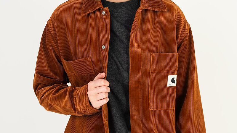 CARHARTT WIP - neuer hotter Stuff für Boys and Girls