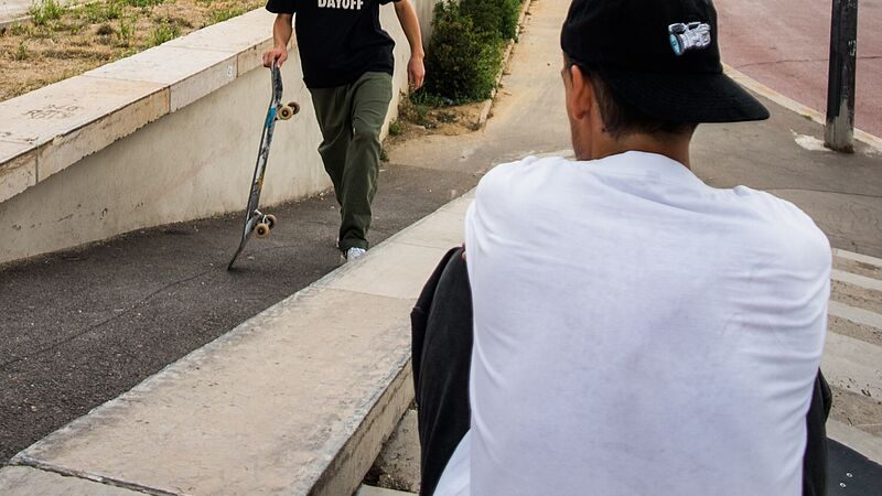 Dayoff Skateshop Paris | Neue Kollektion / 1. Drop