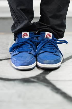 Wear Test: Nike SB Dunk Low Pro Ishod Wair   Titus