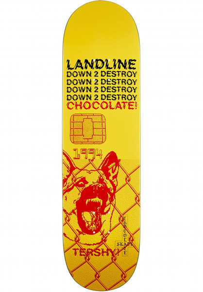 Chocolate-Skateboard-Decks-Tershy-Darkside-yellow-Vorderansicht_600x600.jpg