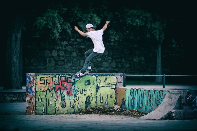 Lenni Janssen / Fs Smithgrind / The Valencia Experience