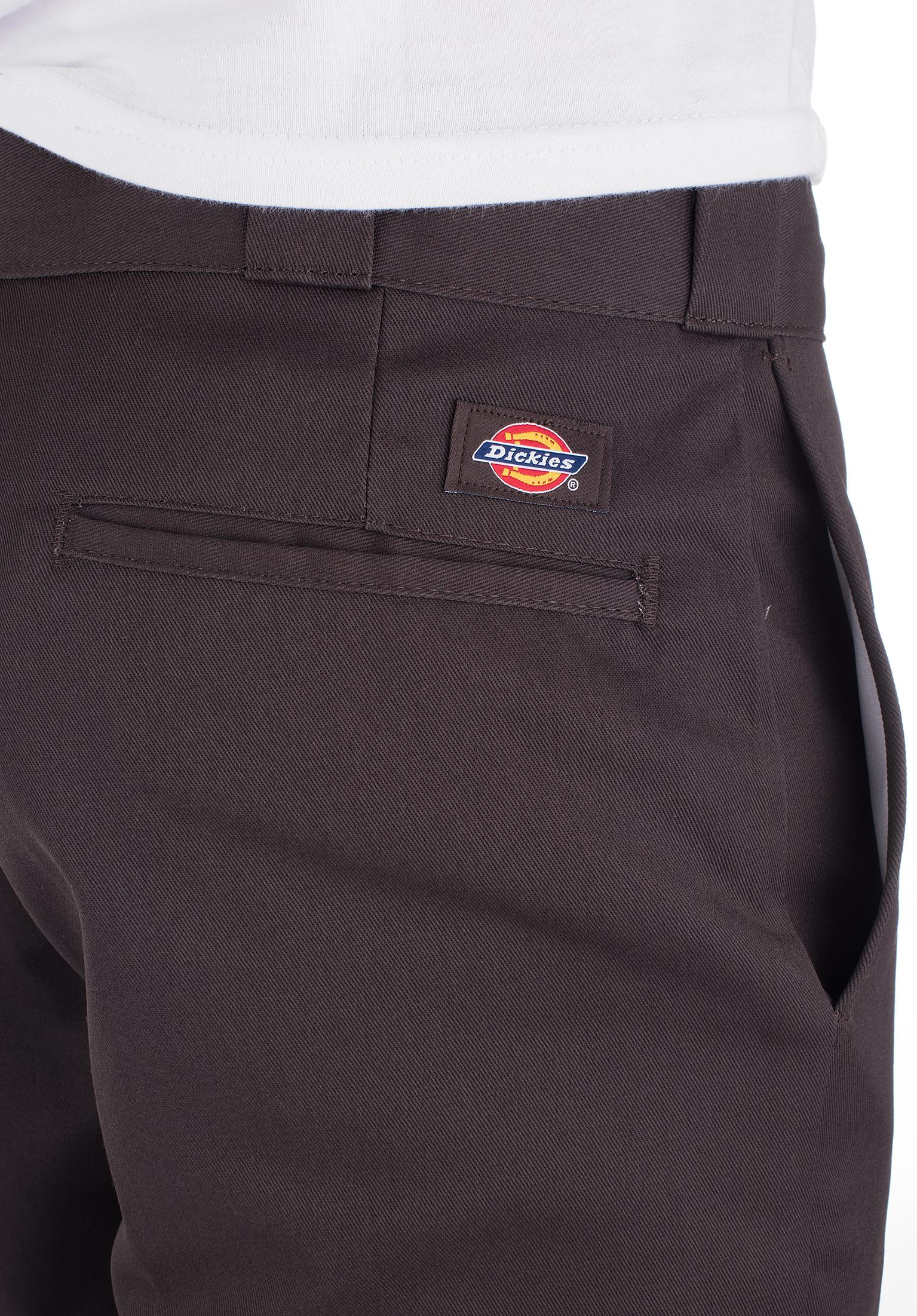 Dickies-Chinos-und-Stoffhosen-Original-874-Work-Pant-darkbrown-Closeup2.jpg