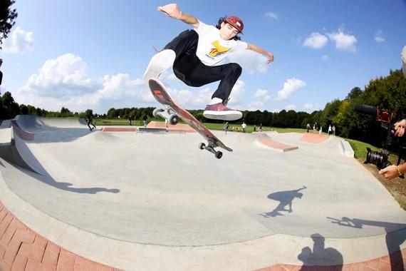 45cac959b84b0f Skateparks unter die Lupe genommen - Viersen - Titus.de - Skateboard News