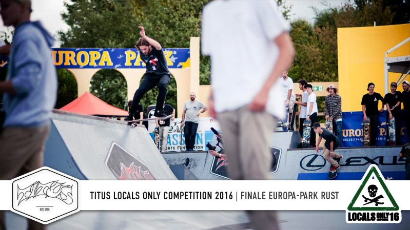 Titus Locals Only Competition 2016 – Finale