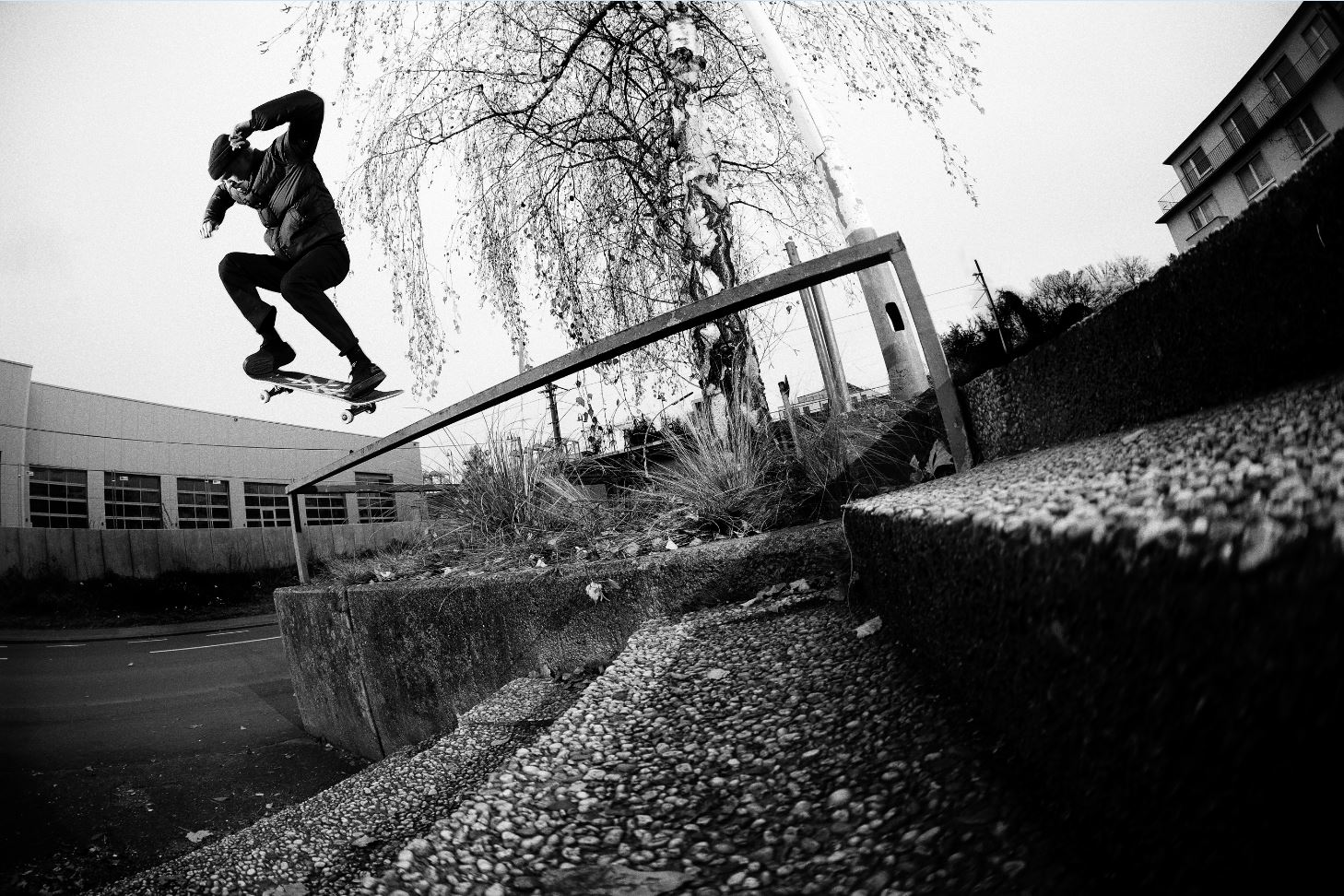 Valentin Cafuk - BS 50-50 Pop Out
