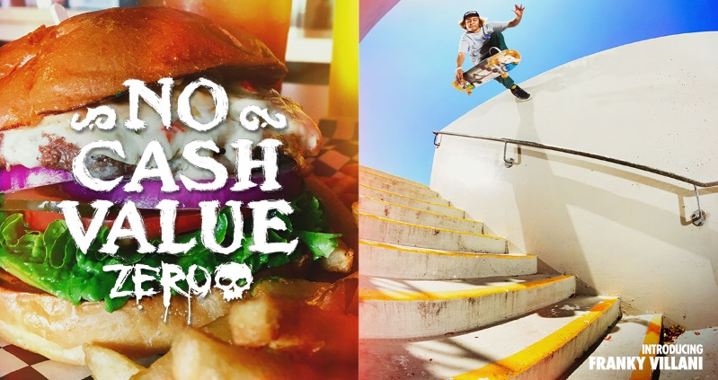 "Franky Villani ""No Cash Value"" Part"